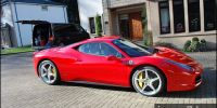 Ferrari 458 Italia Detailing - 5 day New Car Preperation