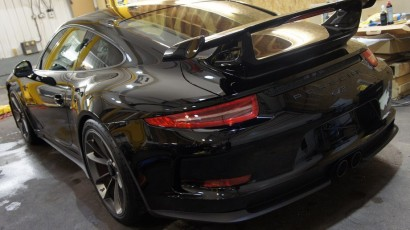 991 GT3 New Car Prep